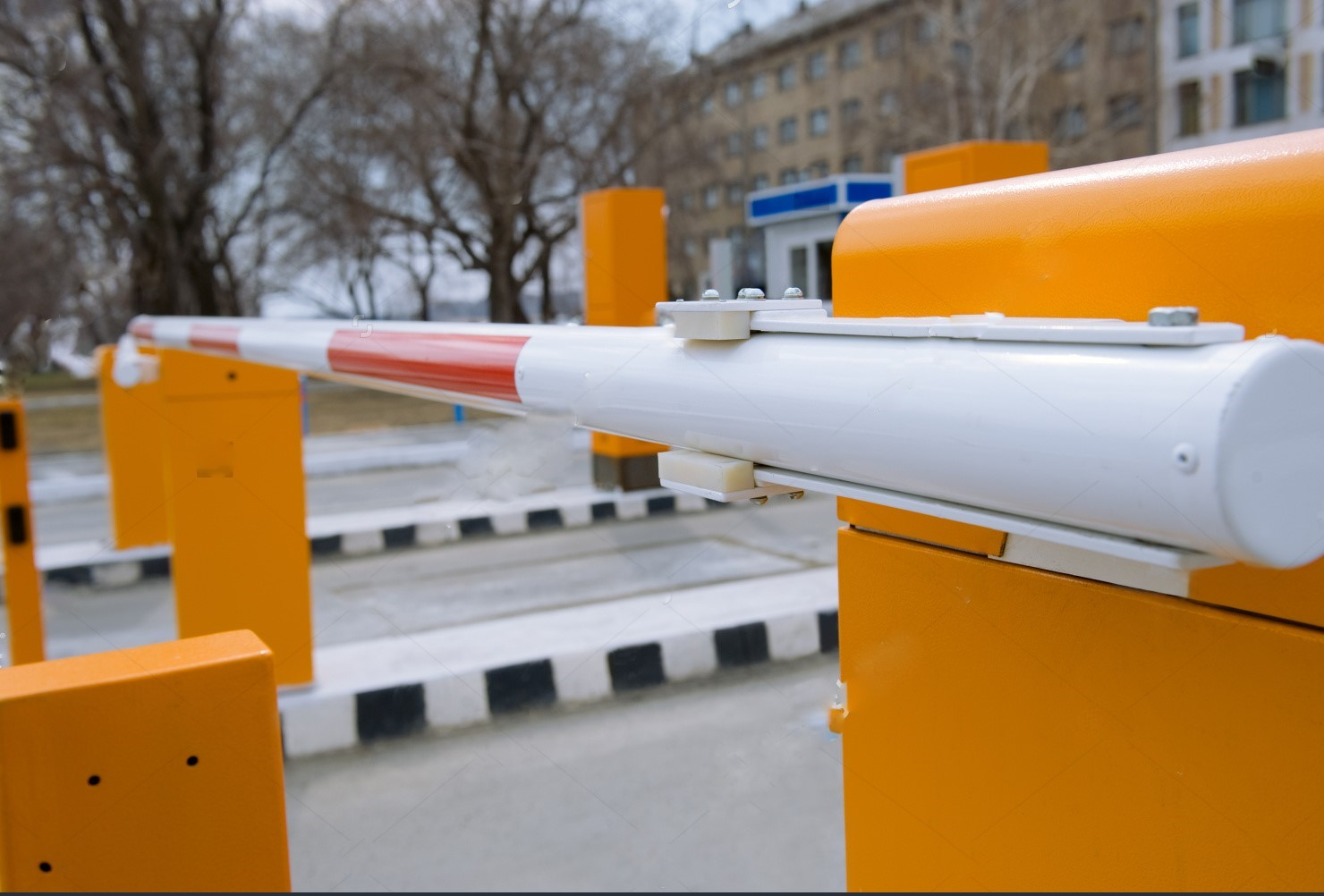 Car parking barriers Archives | Mixed Thought