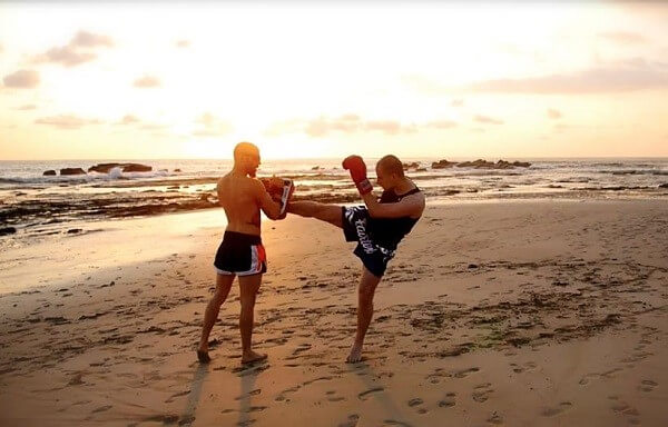 Thailand with Muay Thai for Holiday